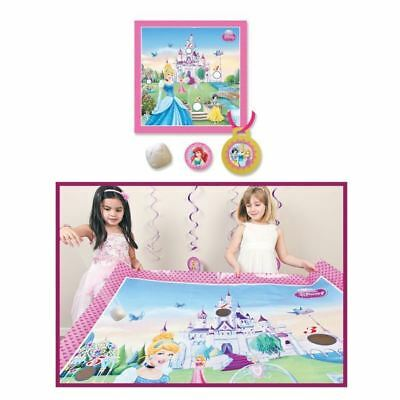 15 Piece Disney Princess Style Ball Pearl Drop Party Game & Award Stickers