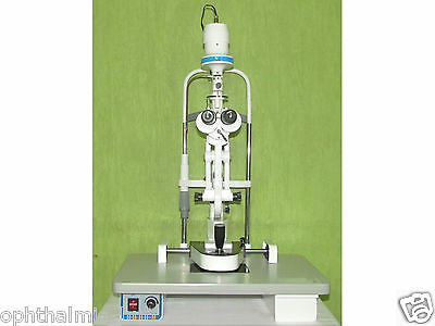 Slit Lamp Microscope 2 Step Haag Streit Type Complete Worldwide Free Shipping
