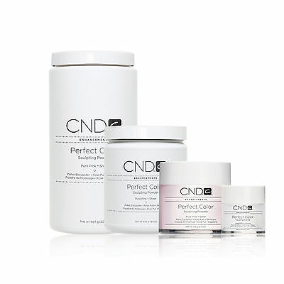 CND Liquid & Powder Perfect Color 3.7oz 32oz Pink and White Free Shipping!