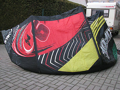 Flexifoil Force 9m with bar and bag