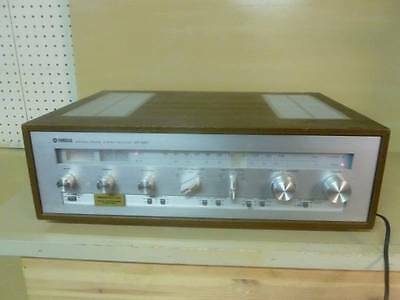 Vintage Yamaha CR-620 AM/FM Stereo Receiver