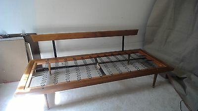 Vintage Mid Century Modern daybed