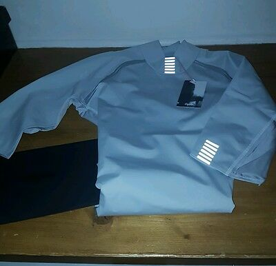 Rapha Pro Team FOUL WEATHER base layer lge new rrp £80. Pro fitting