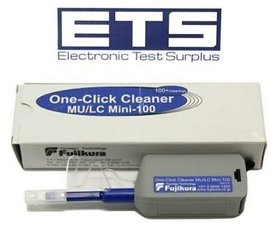 Fujikura One-Click Cleaner MU LC Mini-100