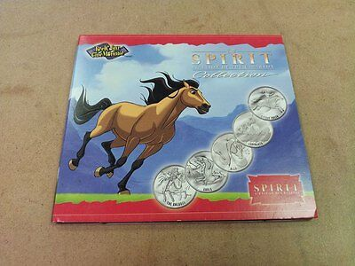 ^ Spirit Stallion of Cimarron Reel Coinz Packaged Royal Canadian Mint Product