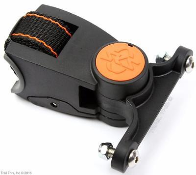 SKS Bicycle Water Bottle Cage with Adjustable Strap Adapter Road MTB Hybrid