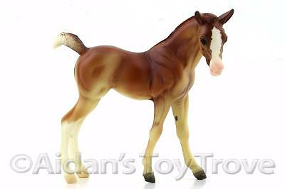 Breyer 1326 Color Crazy Foal - Treasure Hunt Traditional Model Horse  Amber Only