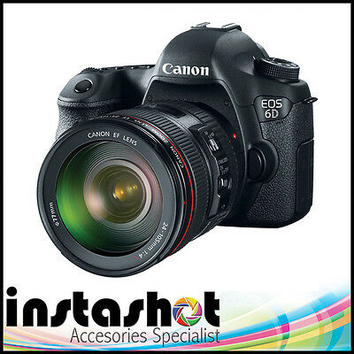 Canon EOS 6D (WG) Digital Camera with Canon EF 24-105mm f/4L IS USM Lens Kit