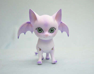 1/8 BJD doll [Limited] Lucy aileen pet cat FREE FACE MAKE UP+FREE EYES Purple