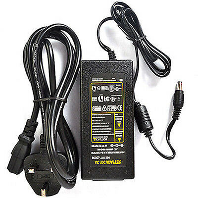 12V 3A/5A/6A/8A/10A Power Supply Charger Adapter For 5050 3528 LED Strip Light