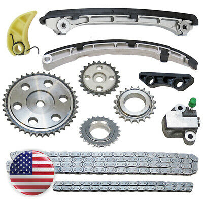 New Timing Chain Kit for MAZDA CX-7 Speed 3 6 2.3L TURBO with Gears Kit
