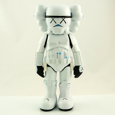 Kaws Original Fake Star Wars Storm Trooper Companion Replica Figure