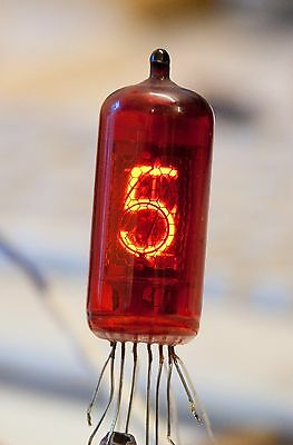 1 or More Z573M Large Nixie Tube for Clock Used Tested