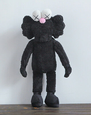Kaws Original Fake BBF Black Plush Doll Replica