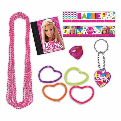 48 Piece Barbie Sparkle Birthday Party Toy Favours Gifts Loot Pack