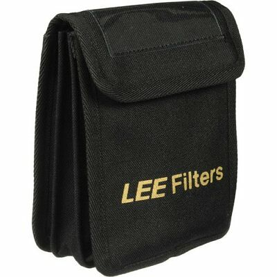 Lee Filters Triple Filter Pouch to fit 100mm filters Black