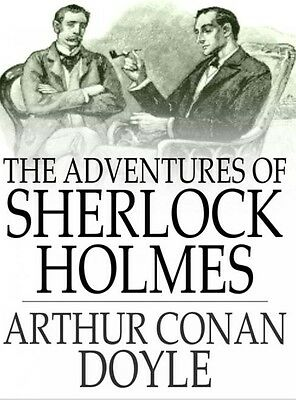 The Adventures of Sherlock Holmes Collection MP 3 CD Dramatised 12 Stories
