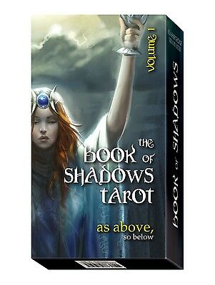 Lo Scarabeo Book Of Shadows Vol.I As Above Tarot Cards