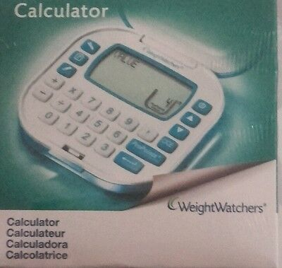 CALCULATRICE WEIGHT WATCHERS  PROGRAMME FEEL GOOD propoint