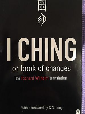 I Ching or Book of Changes by Richard Wilhelm Paperback Book (English)