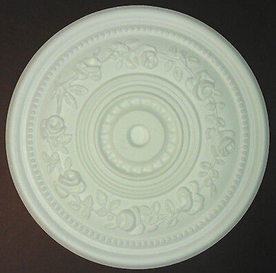 Ceiling Rose Size 400mm 'Somerset' Lightweight Polystyrene *We Combine P&P*