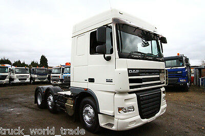 2008 Daf Xf 105 460 6X2 Tractor Unit Artic Tipping Gear Wet Kit Scania Artic Man
