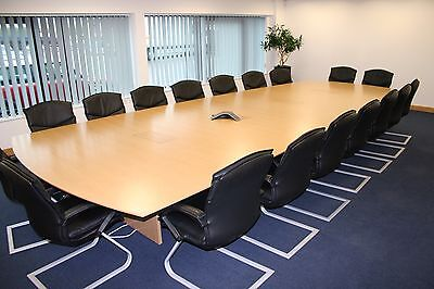 Boardroom table / Conference Table / Meeting table.