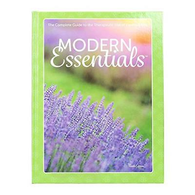 2018 10th EDITION Newest MODERN ESSENTIALS oil manual guide BOOK doTerra NEW