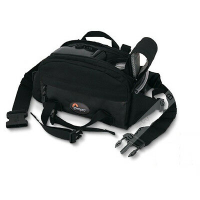 Lowepro Photo Runner DSLR Camera Photo Waist Packs Bag with All Weahter Cover