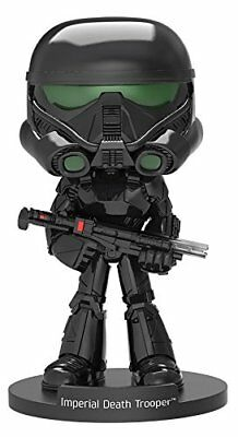 Funko Wobbler:Star Wars Rogue One - Imperial Death Trooper Action Figure