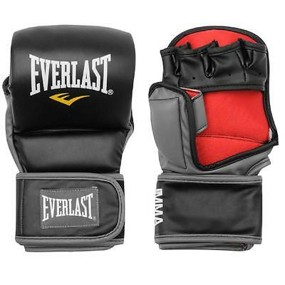 Everlast Strike MMA Handschuhe Kickboxing UFC Gloves Boxhandschuhe Grappling