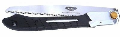 Oska Professional Folding Saw 270mm SK5 Steel Blade (Made in Taiwan)