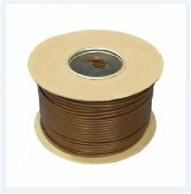 Tri-rated Panel & Conduit Cable 1.5mm² 16AWG 21Amp 600V Brown