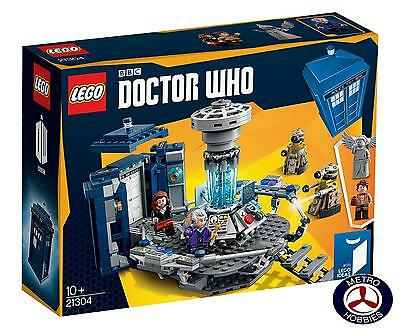 Lego Ideas Dr Who 21304 Brand New