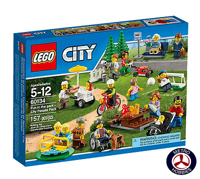 Lego City Fun in the Park 60134 Brand New