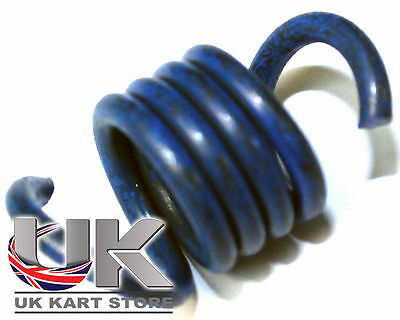 Noram 4000 Serie Honda Azul Resorte Del Embrague UK KART STORE