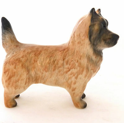 Cairn Terrier Vintage Dog Figurine Ornament  Beswick Made in England