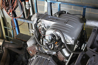 Ford Falcon Xr8 Eb Engine And Transmission - Complete