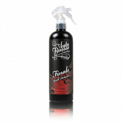 Auto Finesse Finale Quick Detailer 500ml Speed Wax Shine Detailing car truck