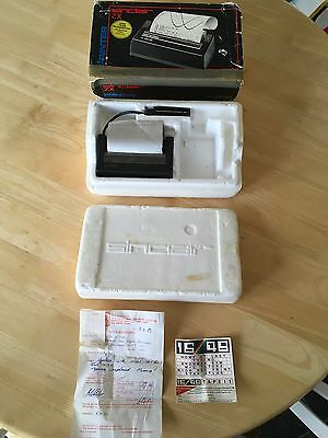 Sinclair ZX Printer Very Rare, Working And With Original Packaging