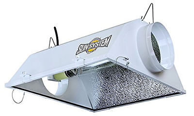 Sun Systems Irradiator - 150mm Air Cooled Lighting Reflector