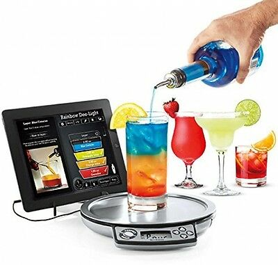 Perfect Drink Stainless Steel App Controlled Bartending System Smart Scale