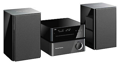 Harman Kardon MAS110 Stereo System CD player Dab receiver with Speakers