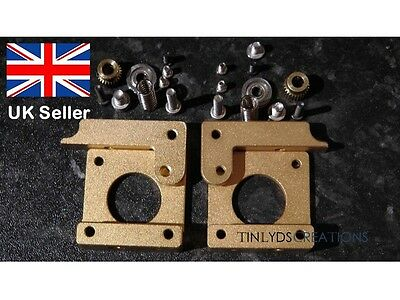 MK8 Extruder Steady Frame Kits , Left + Right MK8 Feed Device  - 3D printer part