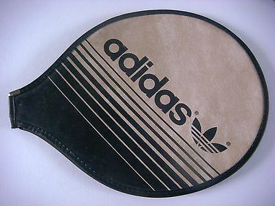 Vintage Adidas Squash Racket Cover Original 1970's New