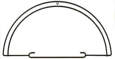 ROUND BASE QUILT HANGER, 12 Inch Silver Tex From Ackfeld Manufacturing NEW