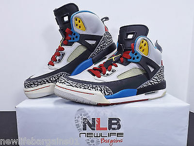 Nike Air Jordan Spizike GS 317321-070 Youth Shoes Size 5.5Y Multi-Color