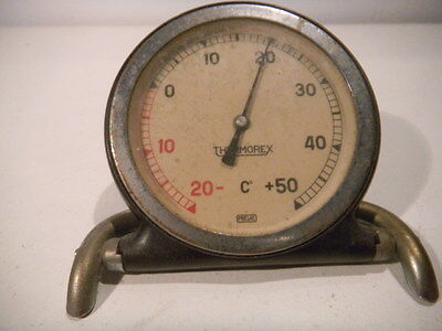 Thermometer Thermorex um 1930