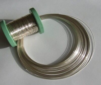 5cm - 2 Metres Easy Silver Solder Jewellers Repair Silversmith 0.5mm Round Wire