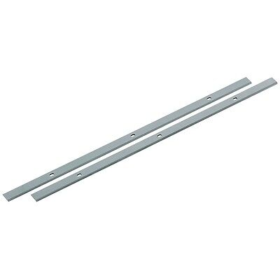 Central Machinery 12 In. Planer Replacement Blades 2 Pc. # 96320 New